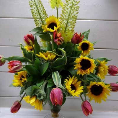 Autumn Flower Arrangements