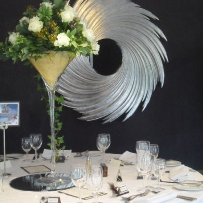 Winter Wedding Flower Arrangements