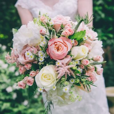 Summer Flower Bridal Bouquets