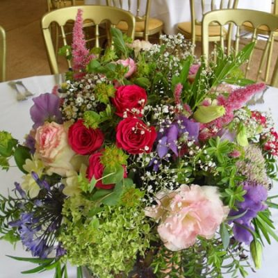 Summer Flower Arrangments
