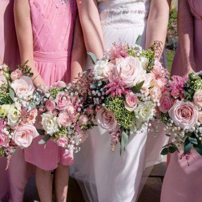 Summer Flower Bouquets
