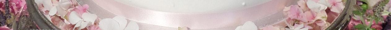 Flower Banner for Cake Gallery