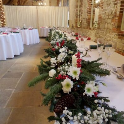 Winter Flower Arrangements
