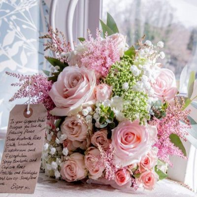 Summer Flower Bridal Bouquets